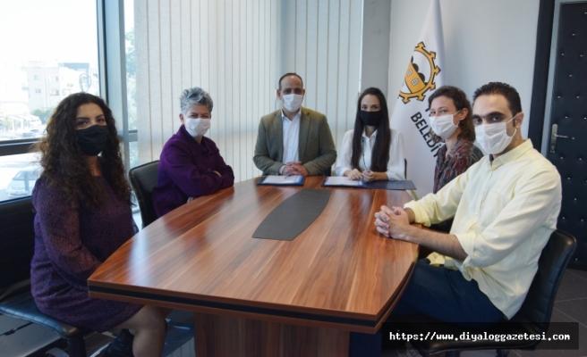 EMAA ve LTB işbirliğinde Dr. Fazıl Küçük Parkına 6 heykel yapılacak