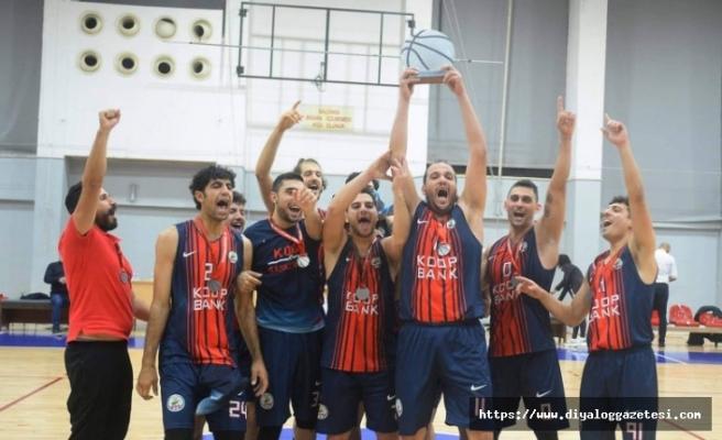 Açılış Kupası'nın şampiyonu Koopspor