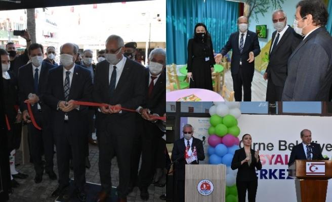 Girne Belediyesi'nin eski binasında çocuk, genç, yetişkin, yaşlı, engellilere çeşitli kurs ve aktiviteler sunulacak
