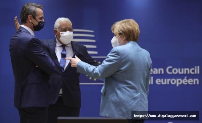 Gözler Brüksel'de