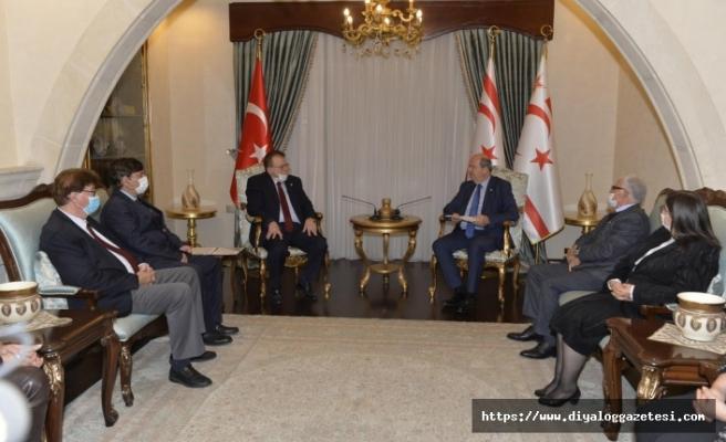 Kıbrıslı Türklere yönelik insan haklarına aykırı politikalar kabul edilemeyecek