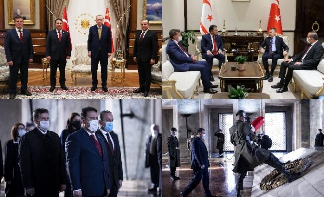 KKTC'ye Türkiye'den 800 milyonluk destek