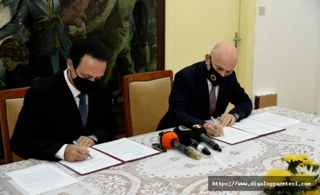 TAK ile Milli Arşiv arasında protokol imzalandı