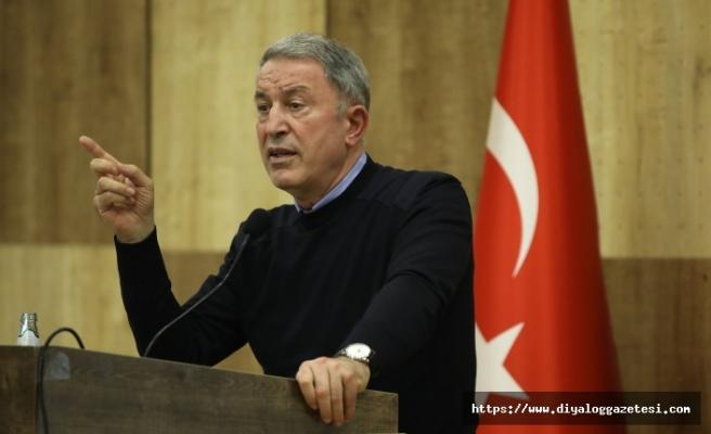 Türk'ün varlığı kabul edilmeli