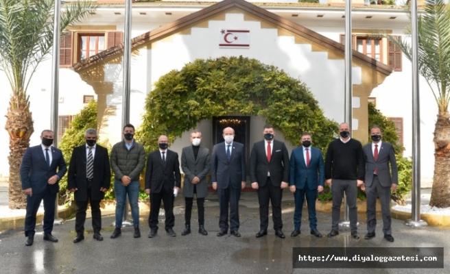 Yenicami'den Tatar'a ziyaret