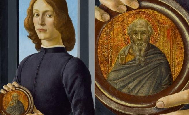 Botticelli imzalı 15'inci yüzyıla ait tablo dudak uçuklatan rakama alıcı buldu