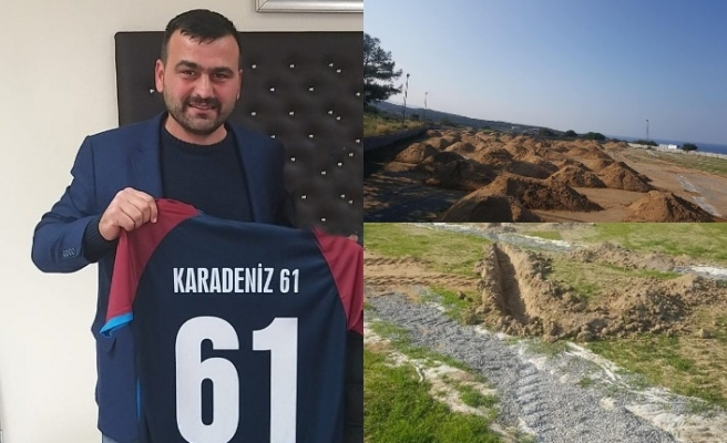 Karadeniz 61 hedef büyütüyor
