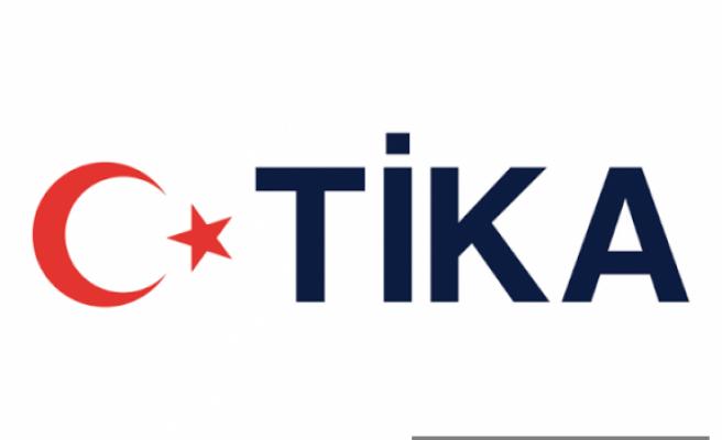 TİKA'dan gençbilişimcilere destek