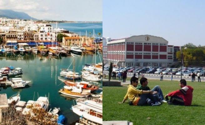 Turizm ve eğitim sektörlerinin birlikte hareket etmesi Kuzey Kıbrıs için büyük güç