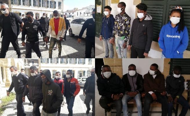 15 zanlı tutuklu yargılanacak