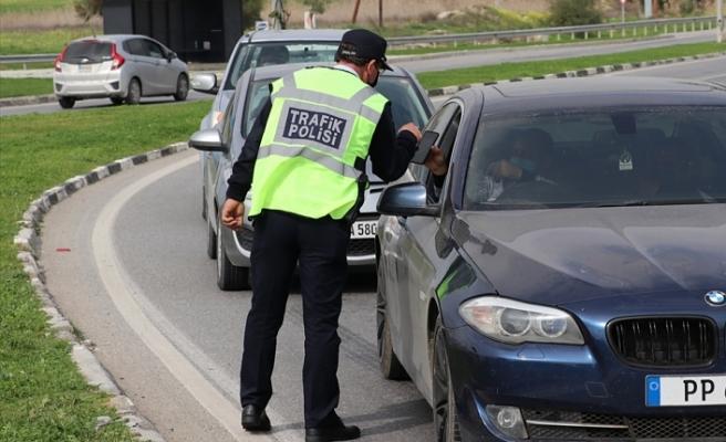 428 sürücü suç işledi