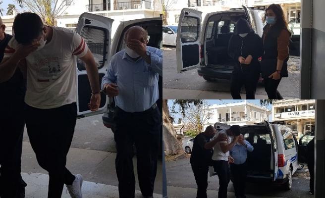 İhbar üzerine 3 kişi tutuklandı, Biri doktor