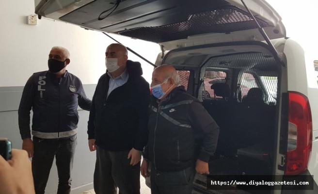 İki İranlı tutuklandı