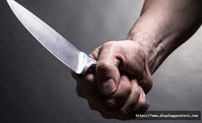 Kamerun uyruklu öğrenci elinden bıçaklandı
