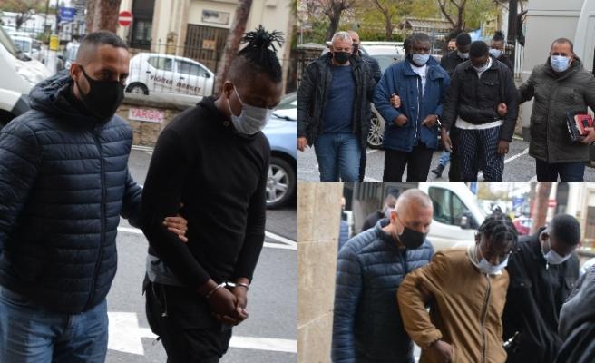 Uyuşturucu operasyonunda 5 kişi yakalandı