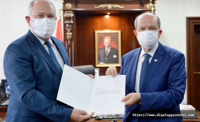 YÖDAK Başkanlığı'na Turgay Avcı atandı