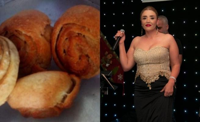 'Ekmek, börek, çörek yaptım'