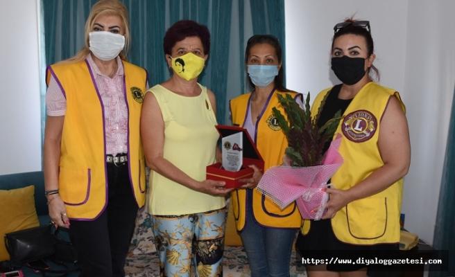 Gülseren Erkan 'Yılın annesi' seçildi