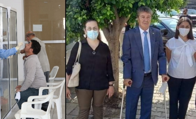 Girne'de yeni PCR merkezi