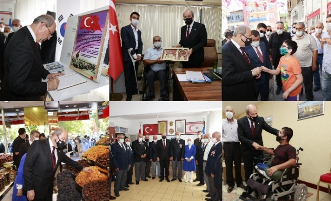 Anadolu'da sevgi seli