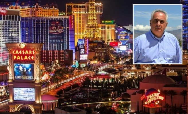 Maraş Las Vegas olacak
