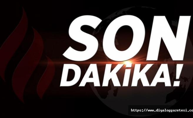 Saner Hükümet'in istifasını Cumhurbaşkanı'na sundu
