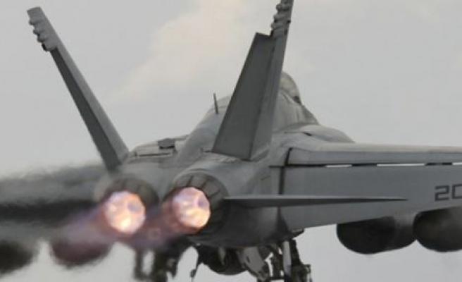 ABD'den IŞİD'e yeni hava saldırıları