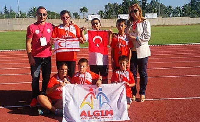 Adana'da başarılı oldular