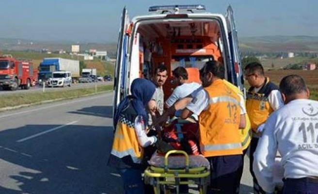 Ankara'da ölümlü kaza