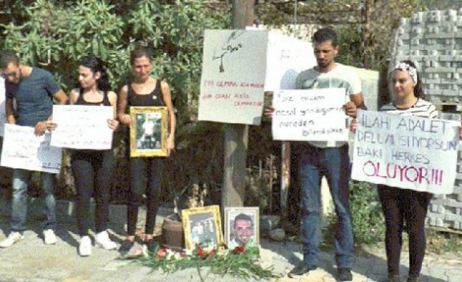 Arif Ummak'ın  ailesi adalet istiyor