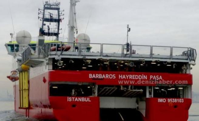 'Barbaros' yine gündemde