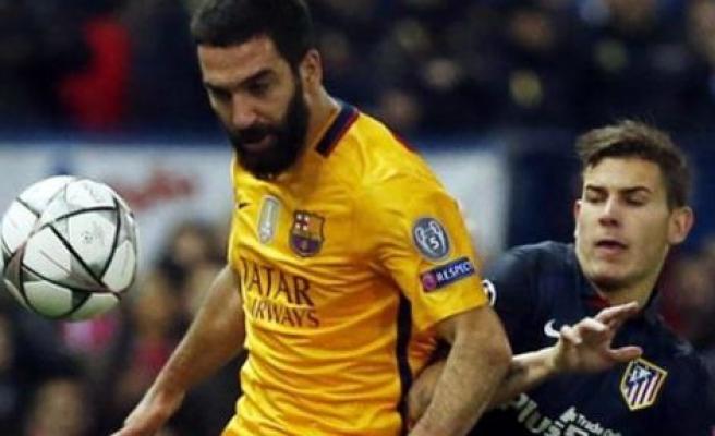 Barça'dan erken veda!
