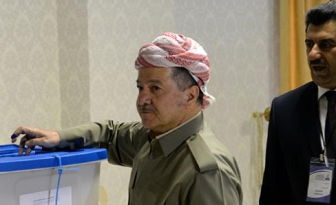 Barzani'nin  istediği oldu