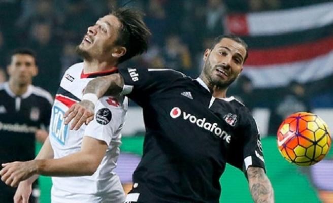 Beşiktaş galibiyet peşinde
