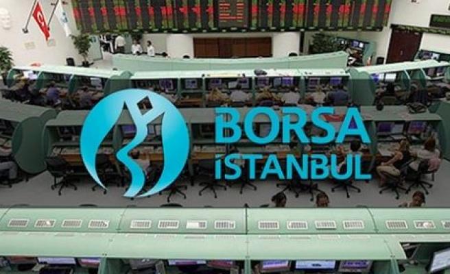 Borsa, hayftayı 574 puanlık düşüşle kapattı