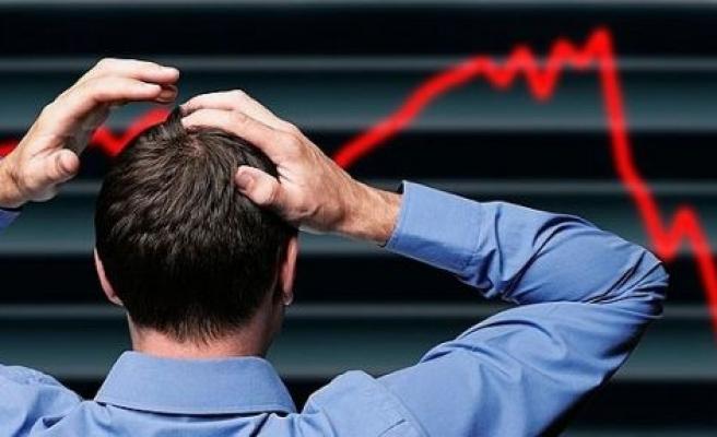 Borsadan sert düşüş