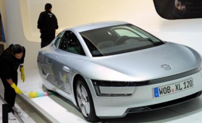 Brüksel Otomobil Fuarı açıldı