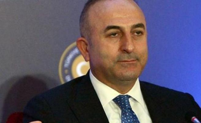 Çavuşoğlu, AB'ye mesaj gönderdi