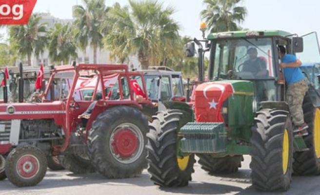 Çiftçilerden eylem uyarısı