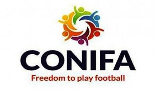 CONIFA'da gruplar belirlendi