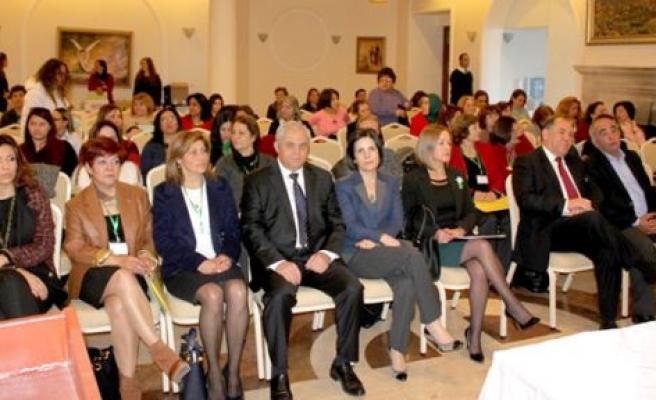 CTP'li kadınlar  Girne'de buluştu