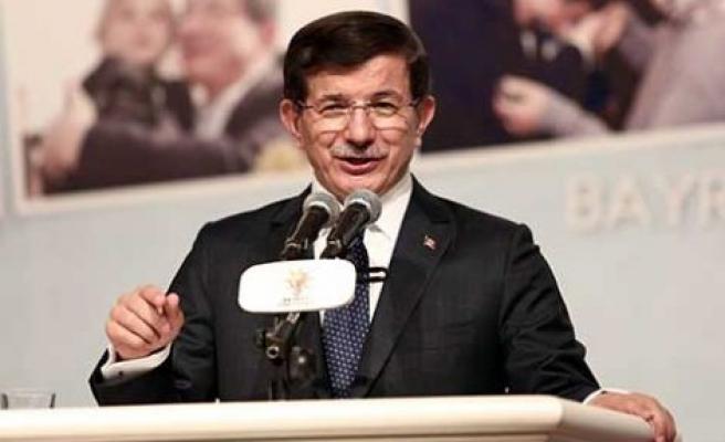 Davutoğlu: Seçime hazır olun