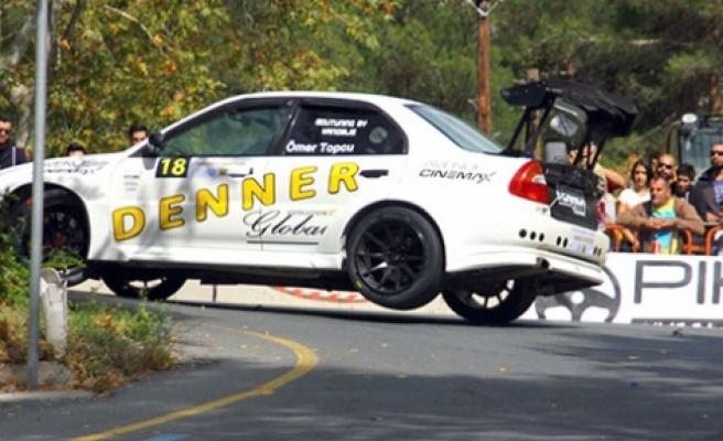 Denner ve Topcu Güney'de yarıştı