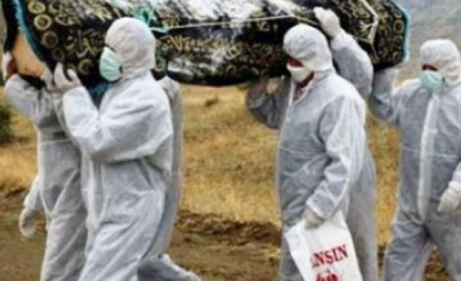 Ebola salgınında ölenlerin sayısı bin 229'a yükseldi