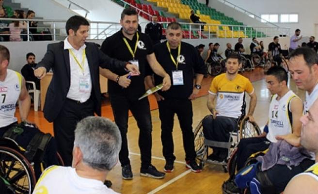 Engelliler ikinci yarıya hazırlanıyor