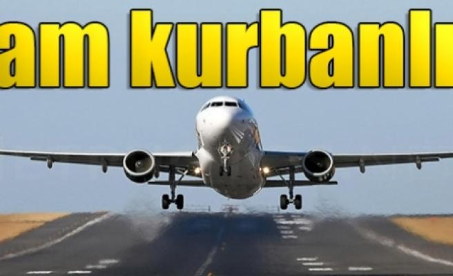 Ercan-İstanbul uçuşu 431 lira