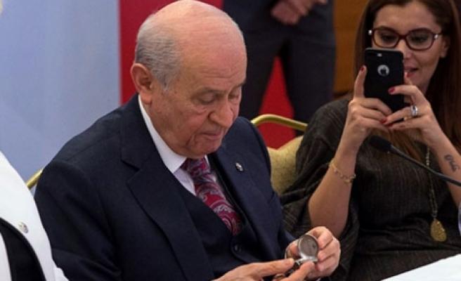 """""""Erdoğan'a destek olacağız"""""""
