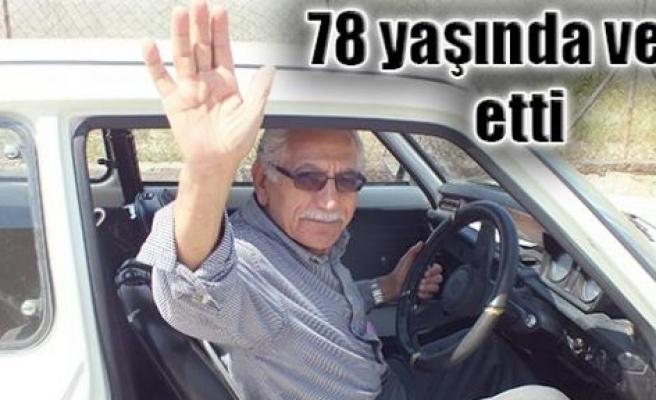 Eski bakanlardan Ahmet Atamsoy hayatını kaybetti