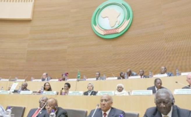 Etiyopya'da önemli buluşma