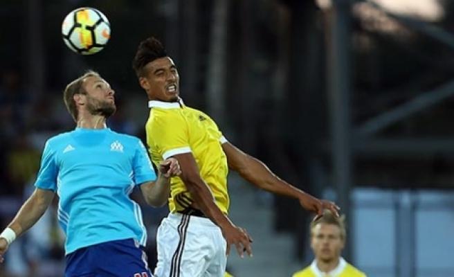 Fener Fransa'da mağlup 1-0
